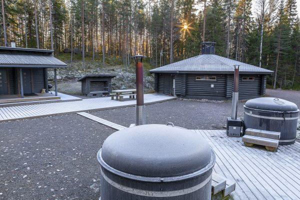 Lopen Erähuvila - Loppi Wilderness Villa