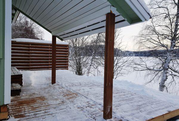 Aulangon Rantapiilo - Aulanko Lake Hide-out